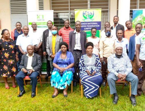 """Farmers' Digitization Agenda using the UNFFEICT4Farmers Programme"""